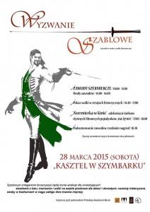 Międzynarodowe Wyzwanie Szablowe @ Kasztel w Szymbarku | Szymbark | małopolskie | Polska