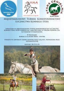 Międzynarodowy Turniej Korespondencyjny Łucznictwa Konnego IHAA @ Stara Cegielnia | Gładyszów | małopolskie | Polska